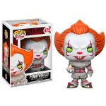 Figura POP IT 2017 Pennywise with boat