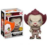 Figura POP IT 2017 Pennywise with boat chase