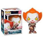 Figura Funko Pop! IT Chapter 2 Pennywise with Beaver Hat 1