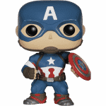 Funko Pop! Capitán América