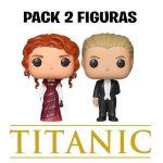 Pack 2 Figuras Funko Pop Titanic