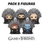 Pack 5 Figuras Juego de Tronos